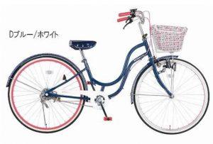シスタージェニー自転車