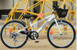 24インチ自転車プレゼント